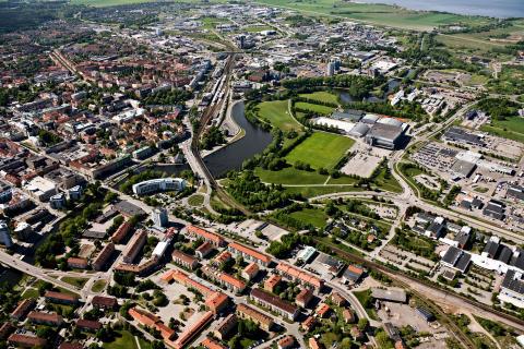 Framtidens Linköping tar form i arkitekttävling