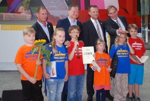 Leipzig wird 1.000 Jahre alt: Programm für Jubiläumsjahr 2015 wurde vorgestellt