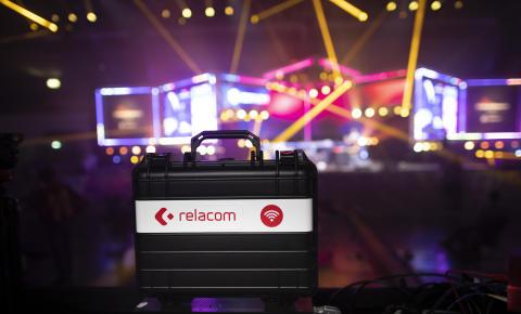 Relacom WiFi On the Go event
