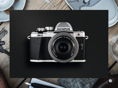Uppgraderad E-M10 kompletterar sortimentet av klassiska OM-D