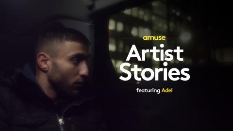 Första avsnittet av Amuse nya minidokumentär - Adel: Artist Stories