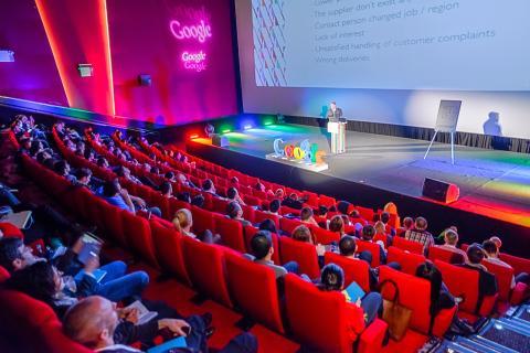 Svensk byråchef huvudtalare på Googles internationella event
