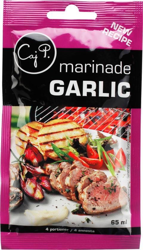 Caj P Marinade Garlic