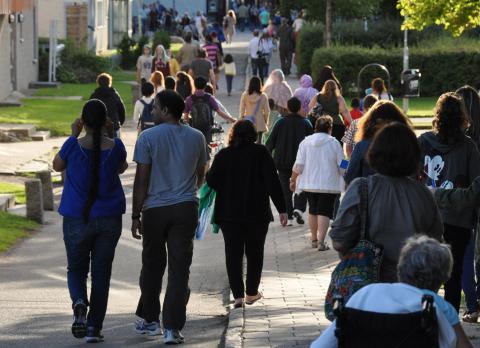 Stor folkökning 2013 i Linköping och regionen