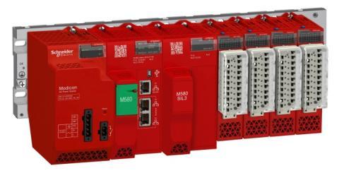 Schneider Electricin Modicon 580 Safety -turvalogiikka skaalautuvien prosessijärjestelmien suojaksi