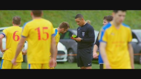 BT Sport Films opens up the world of refereeing