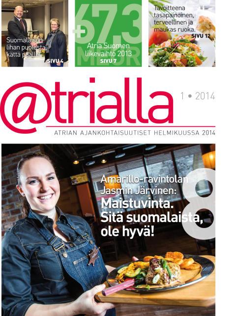 Lue tästä uusin @trialla julkaisu