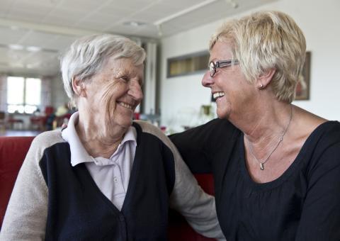 Pressinbjudan:  Förbättringsarbete kring kontaktmannarskap gör det bättre för de äldre