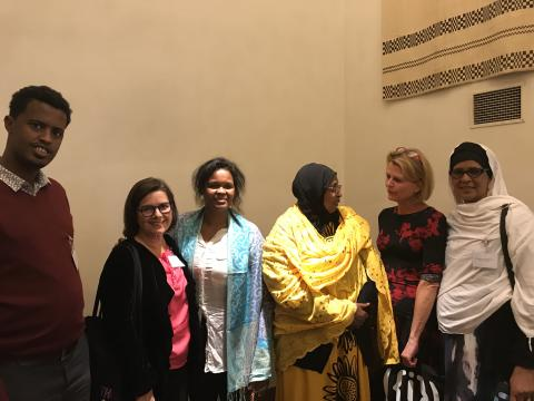 ActionAid släpper ny rapport om situationen kring kvinnlig könsstympning i EU och Sverige