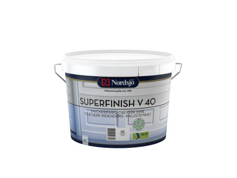 Nordsjö Superfinish V 40