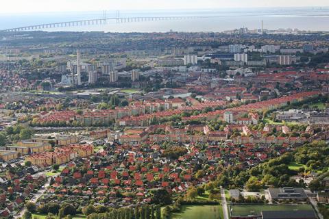 Malmö har ett nytt arkitekturprogram