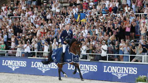 Biljettsläpp till Longines Global Champions Tour Stockholm & Stockholm Horse Week