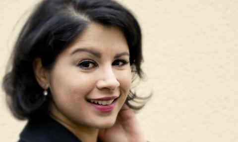 Anders Walls Confidencen-stipendium till lyrisk sopran