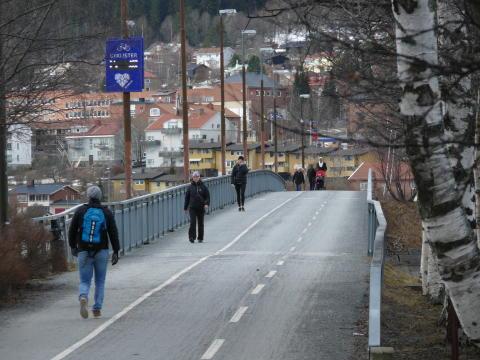 Östersund - Hållbar stadsutveckling med hänsyn till landsbygden