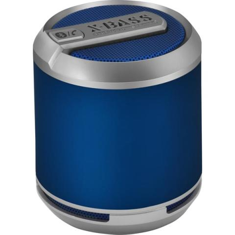 Portabel högtalare med bra ljud och specialfunktioner.