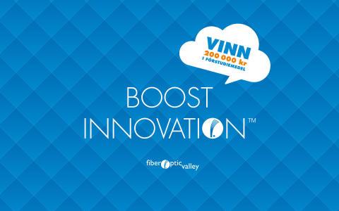 Vilka blir vinnarna i årets Boost Innovation?