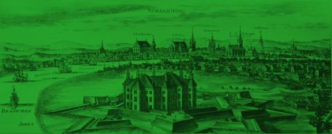 """Invigning av utställningen  """"Tro som Format Norrköping under 500 år"""""""