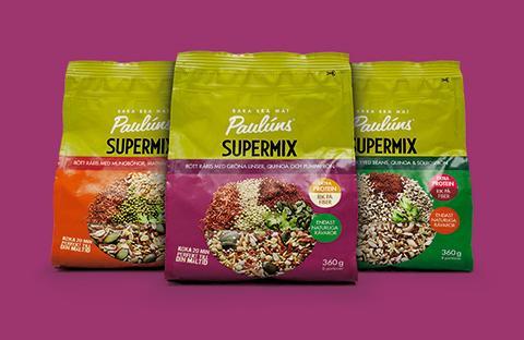 Paulúns Supermix – ett enkelt sätt att äta nyttigt