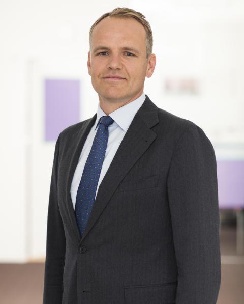 Tomas Bergström, SVP M&A and Corporate Development