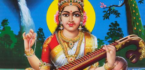 Familjesöndag: Indienfestival