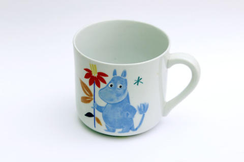 Moomin mugs - their complete history