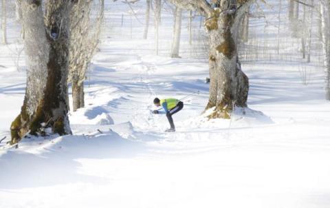 Ulricehamn - skikursus