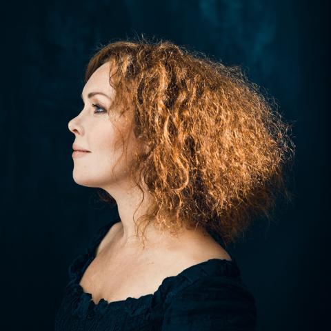 Kristin Asbjørnsen opnar årets Jazz på Jølst fredag 11. oktober.