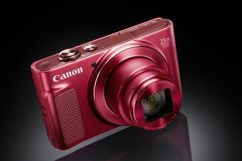 PowerShot SX620 HS RED BEAUTY FSR BK_Background