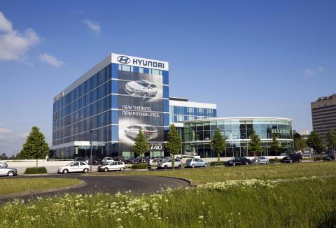 Hyundai Motor Groups närvaro i Europa av stor betydelse
