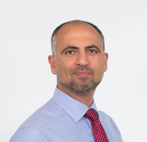 Mohammad Kazemi är ny regionchef för Knightec Quality & Management i södra Sverige