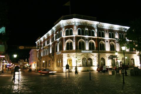 Sveriges minsta sparbank blir del av Sveriges äldsta