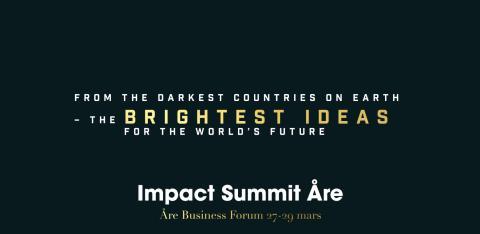 Impact Summit Åre - Ny upplevelsearena med Google och Di Digital