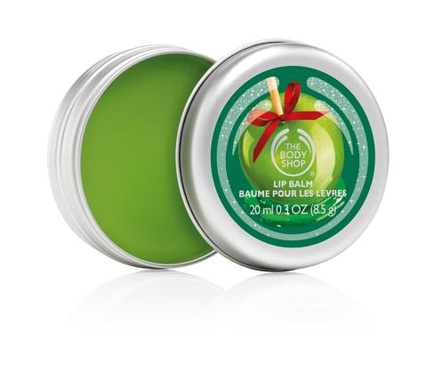 Glazed Apple Lip Tin