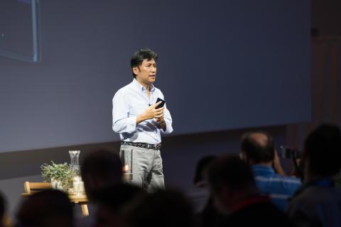 Hideyuki Furumi IFA 2016 2