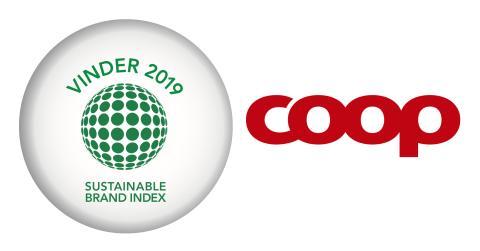 En selvsikker attitude og økologi gør Coop til det bedste varemærke inden for bæredygtighed