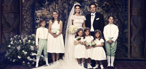 Kockar från Countryside-hotell kallades in till prinsessan Madeleines bröllop