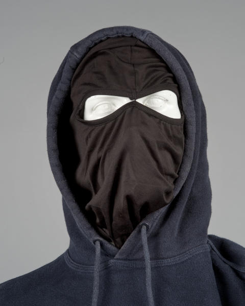 Clothing worn by the suspects