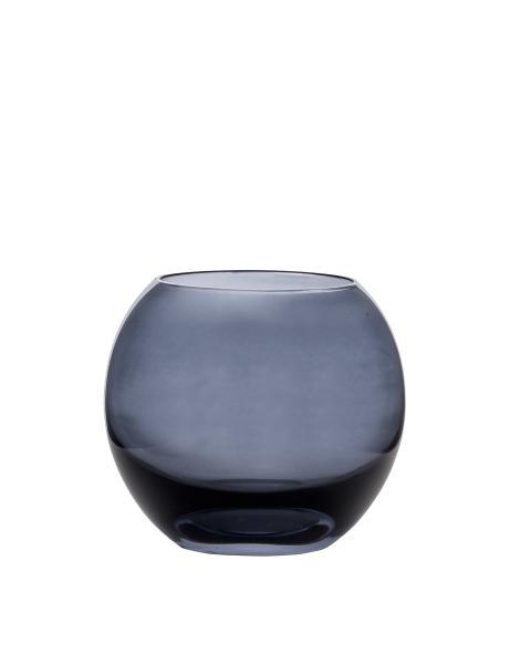 Sans Novo 195 mm blå Hadeland Glassverk