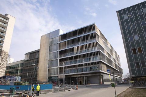 DS nya akutvårdsbyggnad 3