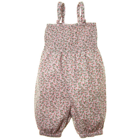 Polarn O. Pyret: Blommig jump-suit