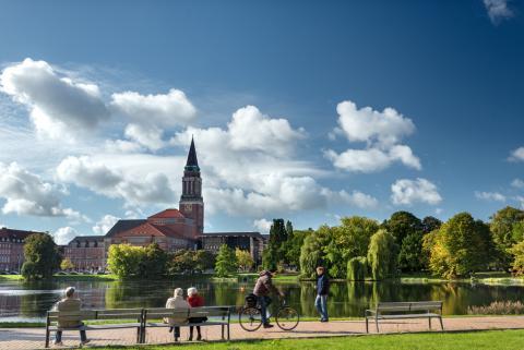 Kleiner Kiel und Rathaus (c)Tom Koerber