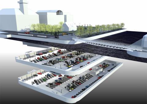 Invigning av nya Bagers plats – ett nytt logistiskt nav nära Malmö C