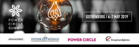 Välkommen till Power Circle Summit:  6-7 maj i Göteborg