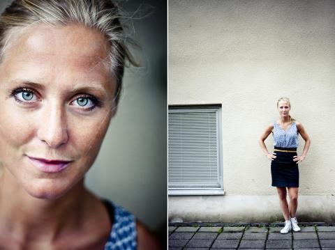 Månadens innovatör i mars 2013, Karolina Räntfors