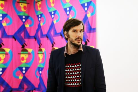 Christoph Ruckhäberle zur Ausstellungseröffnung im MdbK Leipzig