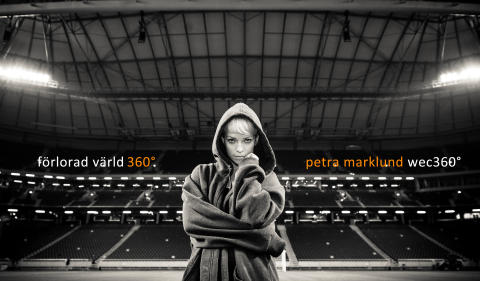 Petra Marklund - Förlorad värld 360° - arena