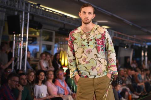 Kölns mode-event LeBloc viser ikke kun haute couture, men også street wear