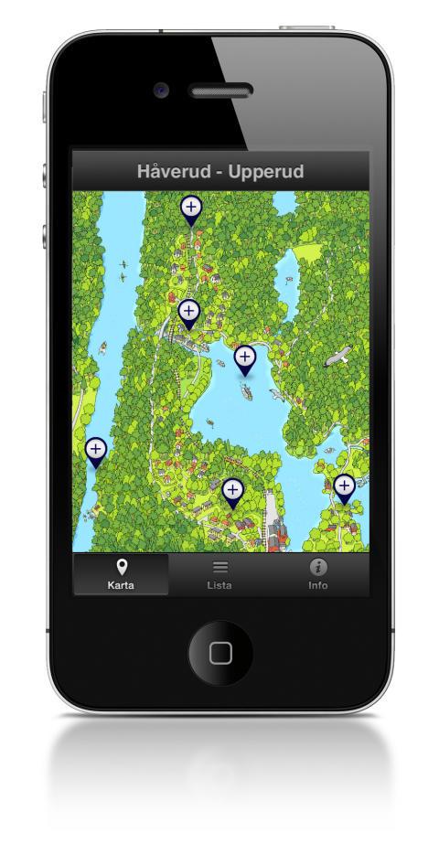 Ny mobilapp för Håverud och Upperud lanseras