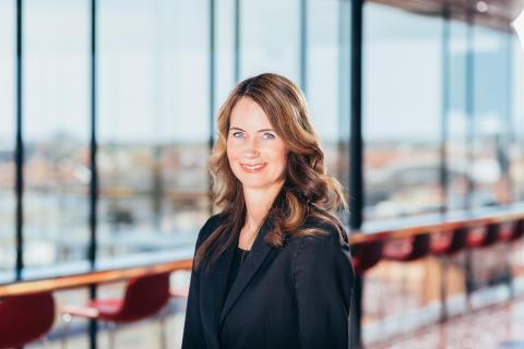 Cecilia Björkenå - konferenschef, Uppsala Konsert & Kongress