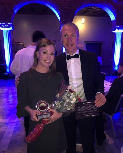 Elgigantens Hanna Bergfäldt är Sveriges bästa HR-chef!